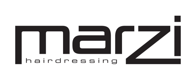 Marzi Hairdressing Site Logo
